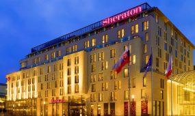 Sheraton Bratislava Hotel *****