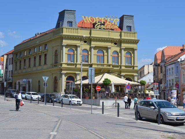 Hotel Golden Hoffer ****
