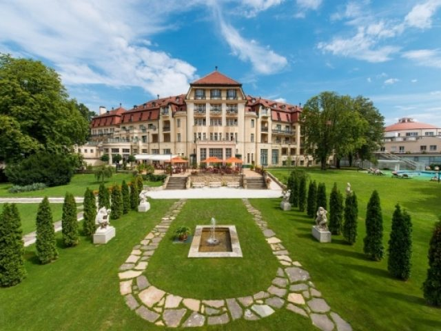 Danubius Health Spa Resort Hotel Thermia Palace *****