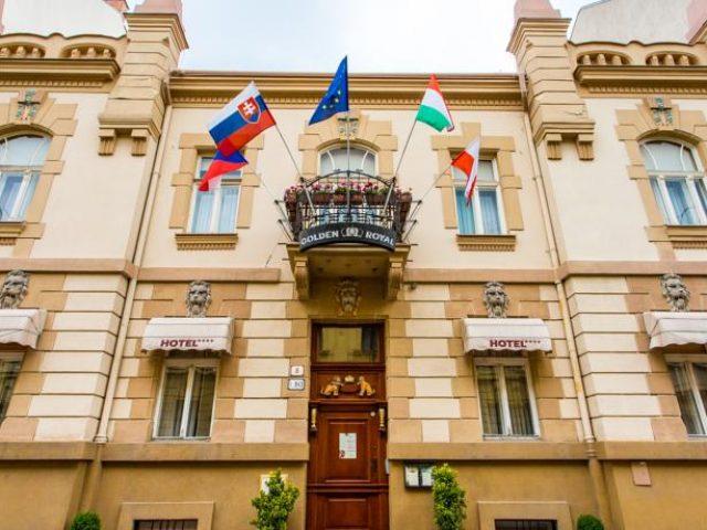 Golden Royal Boutique Hotel & Spa ****