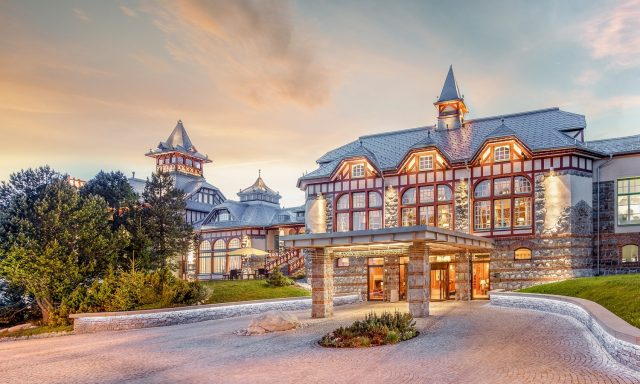 Grand Hotel Kempinski High Tatras *****