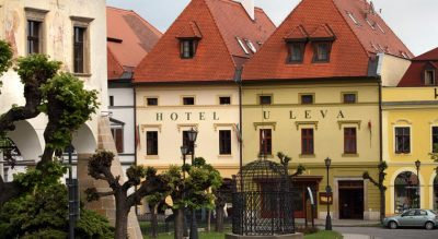 Hotel U Leva ***